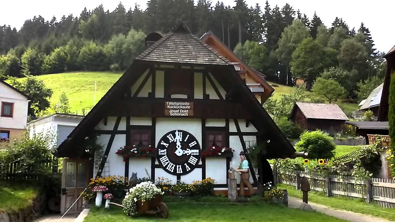 l 39 orologio a cuc cuckoo clock pi grande del mondo