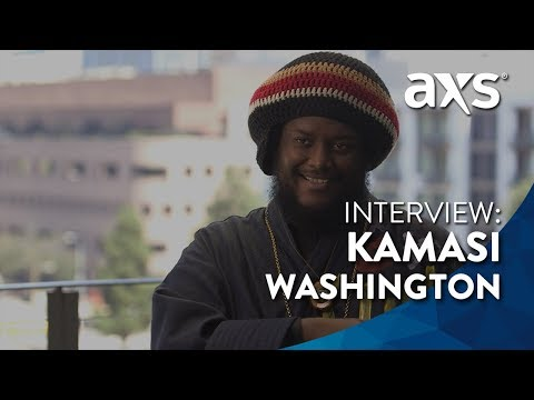 Kamasi Washington - Interview