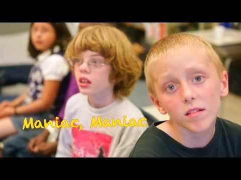 Maniac Magee - music video w/Abraham Lincoln Eleme...