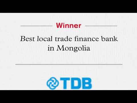 Global Trade Review - Best Local Trade Finance Bank 2016