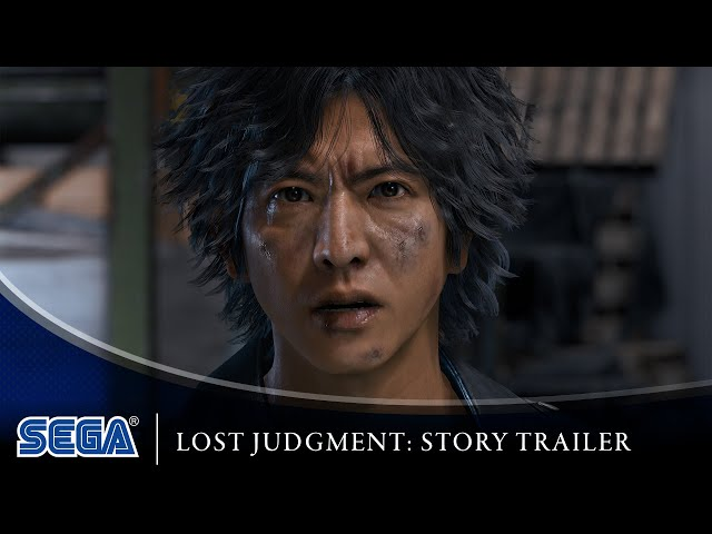 Lost Judgment | Story Trailer