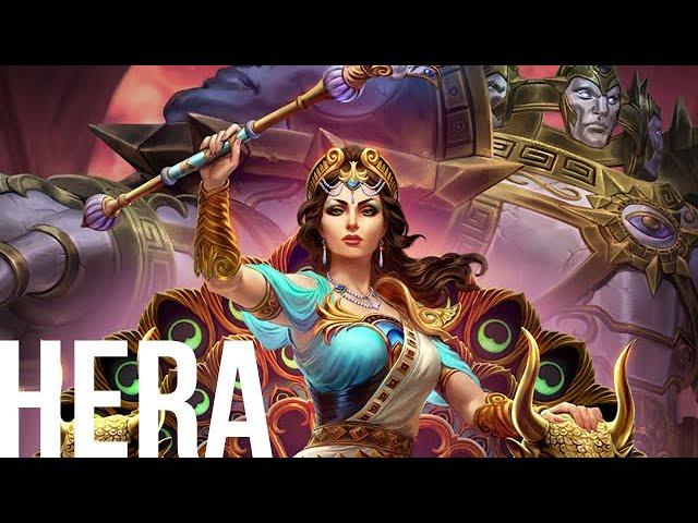 God Spotlight: Hera, Queen of the Gods