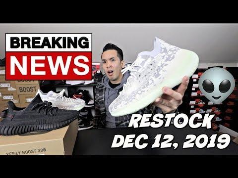 "adidas Yeezy 380 ""Alien"" December 2019 Release Info ..."