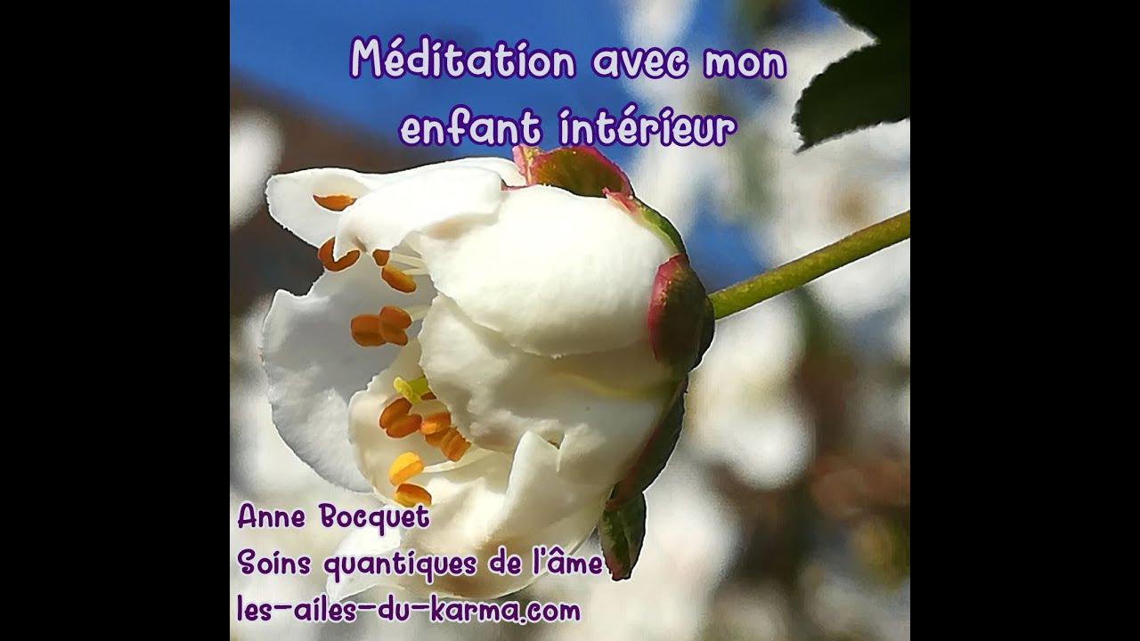 Méditation guérison enfant intérieur