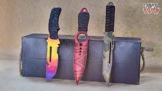 как сделать нож из игры cs go