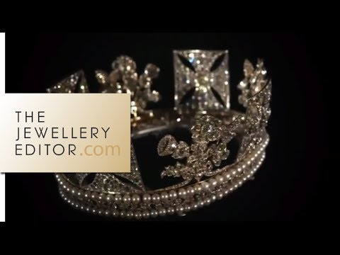 buckingham-palace-exclusive:-the-queens-jewellery-show