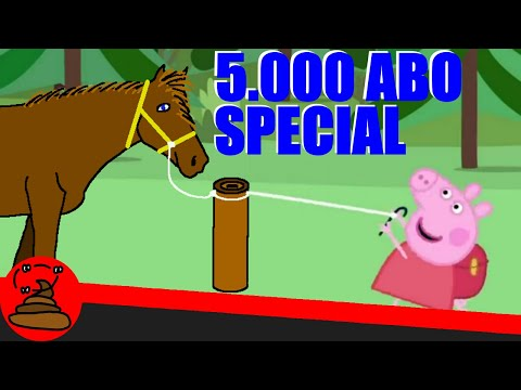 YTK | Peppa Wutz Klaut Ein Pony