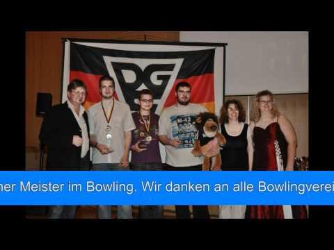 Deutsche Meisterschaft im Bowling der Gehörlosen