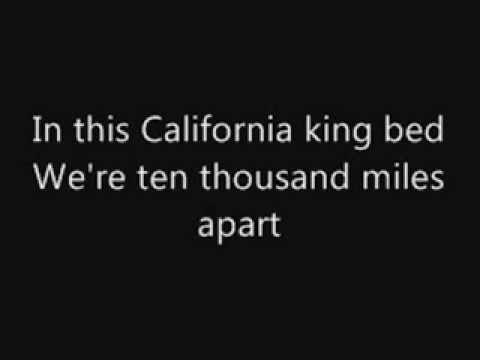 California King Bed - Rihanna (Cover)
