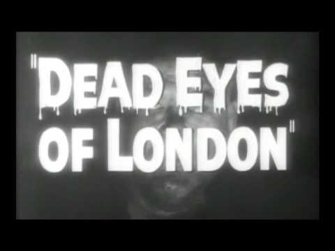DEAD EYES OF LONDON (1961) US trailer S.T.Fr. (optional)