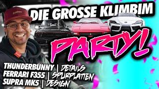 JP Performance - Die große Klimbim-Party! | Ferrari F355, VW Thunderbunny & Supra MK5 Dynamic
