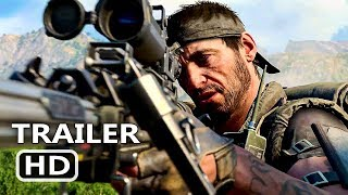 PS4 - CALL OF DUTY: BLACK OPS 4 The Map Trailer (2018)