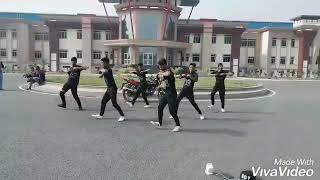 Mere Nasheed me | Hip-hop Dance | choreography by | Jatin Sharma |D3 DIL DOSTI DANCE