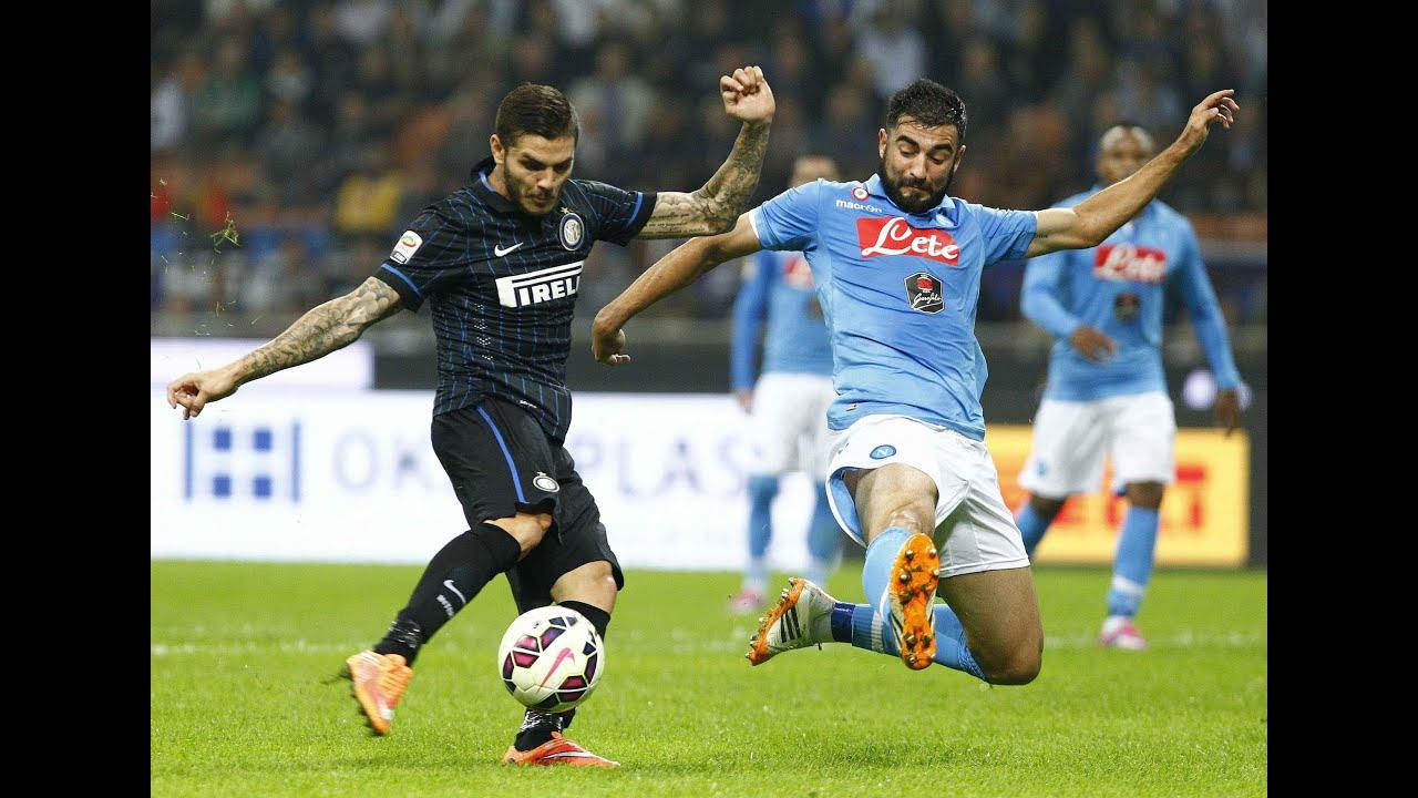 Napoli Vs Inter 2 1 All Goals Full Highlights 30 11 2015