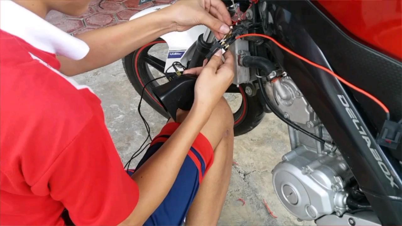 Wiring Diagram Klakson Sepeda Motor