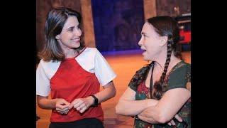 Baixar Regina Duarte adorou o Teatro Fernando Torres. Confira!