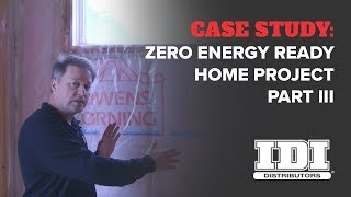 How to Build a Zero Energy  Ready House: Energy Efficient Wall Design — Part 3