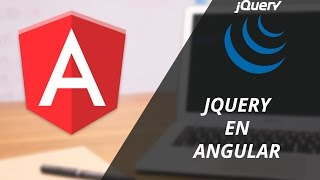 Como usar jQuery en Angular 2 o Angular 4