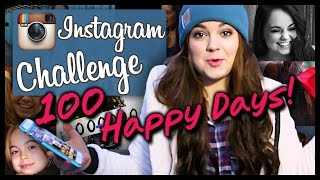 Chelsea Crockett Instagram Challenge - 100 Happy Days!  #17Before17