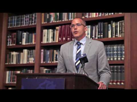 Overcriminalization and Mass Incarceration: James Forman Jr.  (Part 3 of 5)