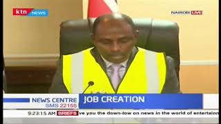 Labour ministry, KEBS to carry out a 40-day job creation survey