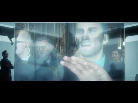 Hitman 2 - Dead Ends: Arthur Edwards Providence Meeting, Lucas Grey & Olivia Cutscene (2018)
