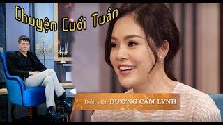 Chuyện Cuối Tuần - Diễn viên Dương Cẩm Lynh: Tỉ lệ li dị cao ở nghệ sĩ | VTV9