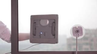 ECOVACS 最新智慧擦窗機器人G830 _ 使用方式
