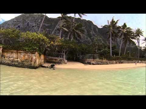Magnum PI - Set Tour - Robins Nest Redux & Waimanalo Beach 2013