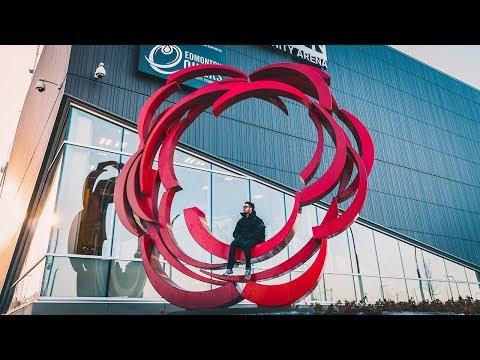 GOALS vs DREAMS 2018 ➤ Ice Castles in Edmonton!! - #DunnaVlog 47