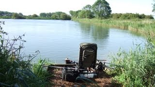 Fishing at Hawk Pond (Hull & District Anglers Association)
