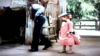 "Shirley Temple y Bill ""Bojangles"" Robinson"
