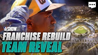 Revealing my  MLB the Show 19 Franchise Mode Rebuild Team