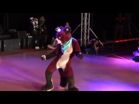 MFF 2015 Fursuit Dance Comp:02 Mangusu (veteran)