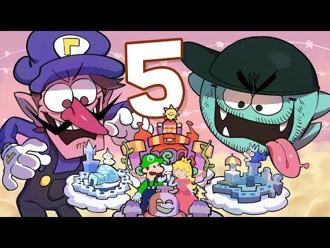 Mario Party 5 - EP 5: Tripled Stakes | SuperMega
