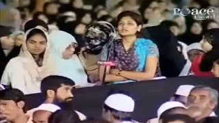 Dr Zakir Naik Urdu Speech with Amazing Question About [( TEST TUBE BABY }] is allowed & not in ISLAM