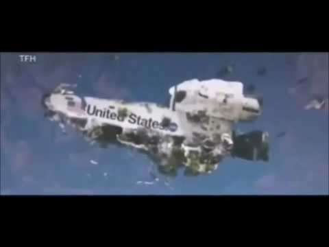 Space Shuttle Columbia Conspiracy