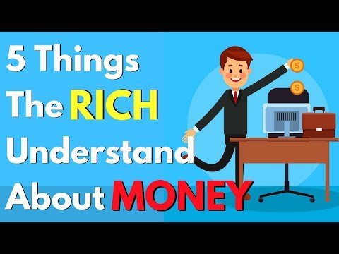 5 Things The Rich Understand About Money | FU Money by Dan Lok
