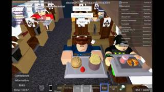 ROBLOX Kenya Airways A319 Flight | Business Class