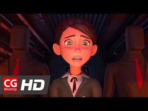 "CGI 3D Animated Short Film ""Khaya Short Film"" by The Animation School"