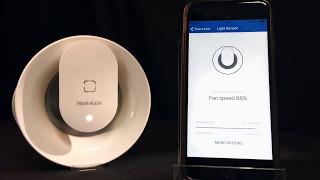 Vent Axia Svara Smart High Power Bathroom Fan