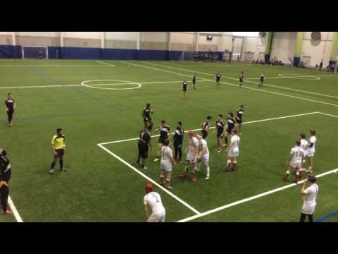 Saltfleet vs Lorne Park @Streetsville Tournament 1/3
