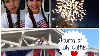 Fourth of July Outfits Thumbnail