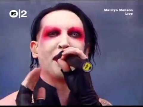 Marilyn Manson - This Is The New Shit, live at Rock am Ring, 2003(MTV2)
