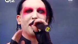 Marilyn Manson - This Is The New Shit, live at Rock am Ring, 2003(MTV)