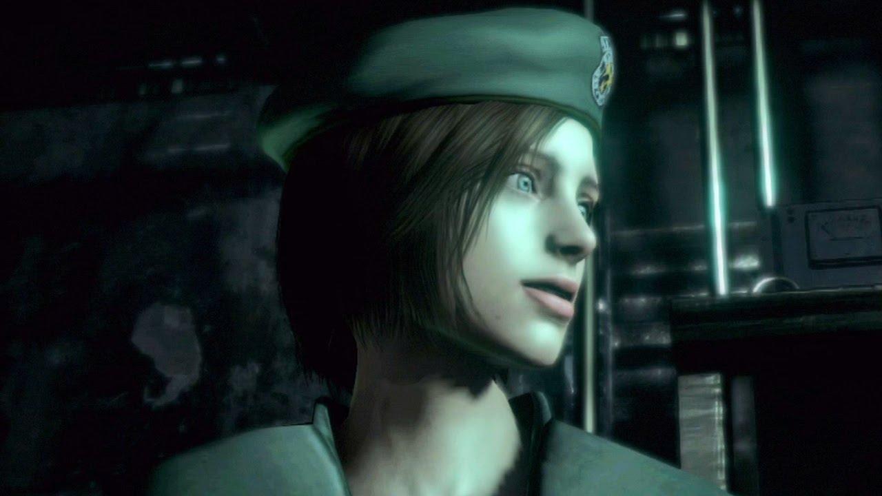 Resident Evil (Remastered) - Walkthrough Part 19 - Restoring Power - YouTube