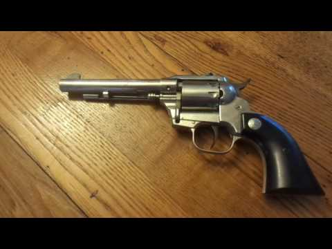 High Standard .22 Double Nine revolver