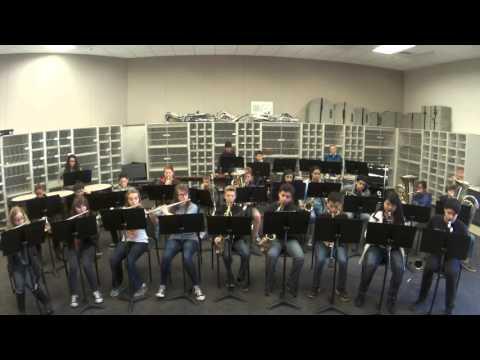 Eagle Ridge - Ranchos Middle School Advanced Band
