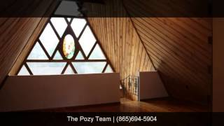 Amazing A-frame for rent in Knoxville, TN