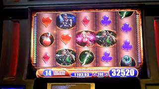 Dragons Fire Max Bet with 2 Retriggers at Sugar House Casino
